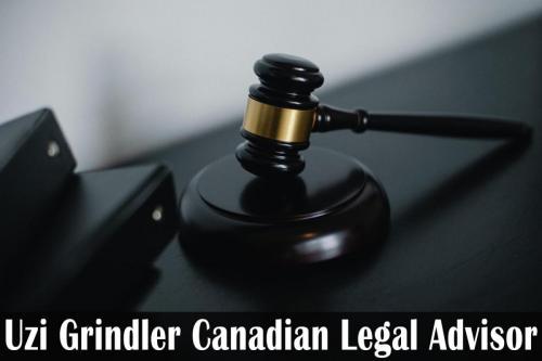 Uzi Grindler Canadian Legal Advisor